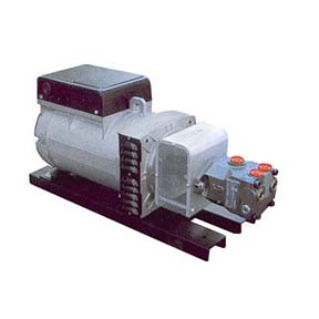 Hydraulic AC generator 3 phase, piston type, 8kw